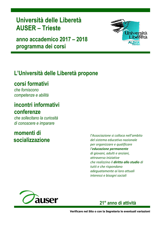 Libretto programma 17-18-11