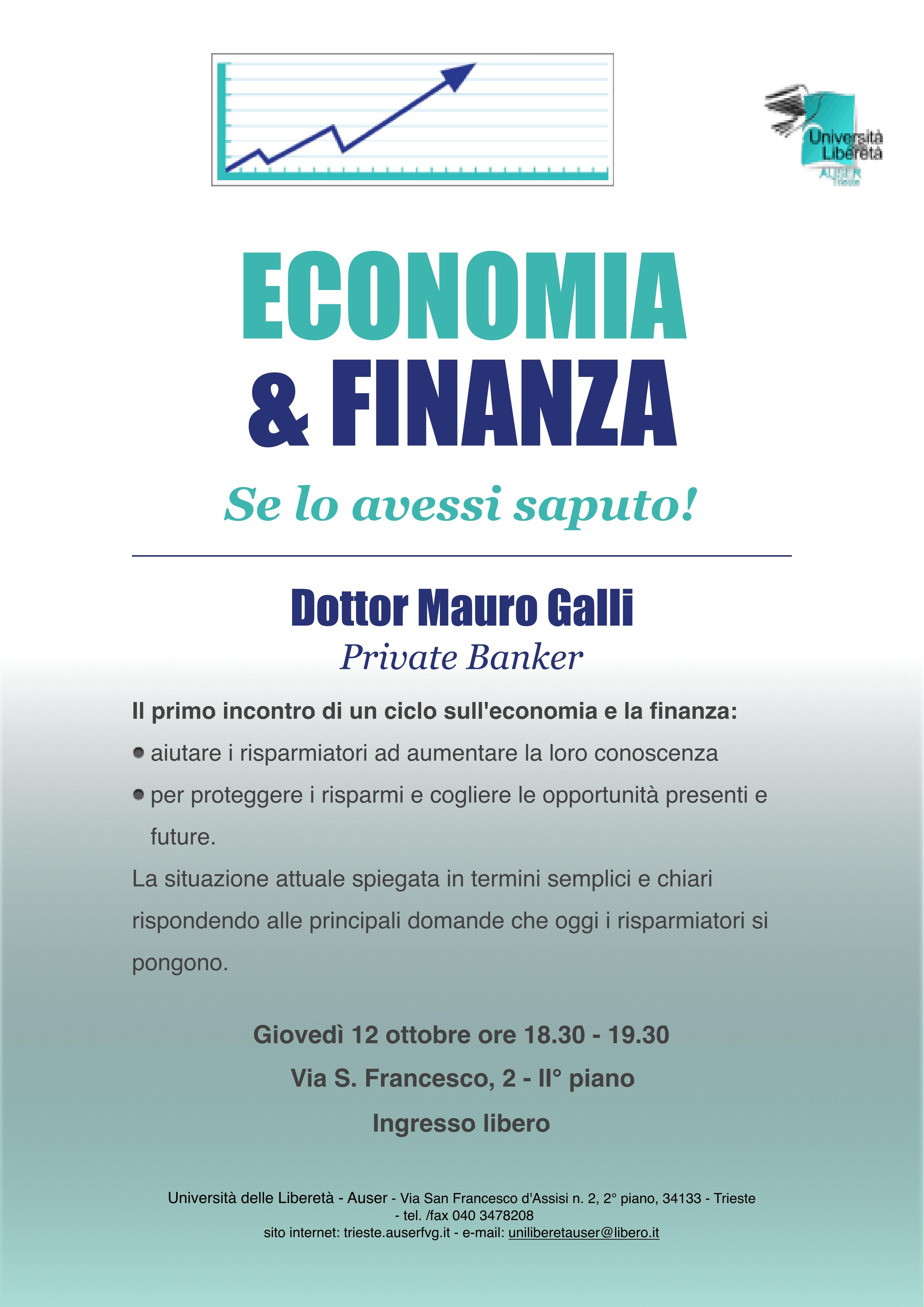 economia e finanza 1