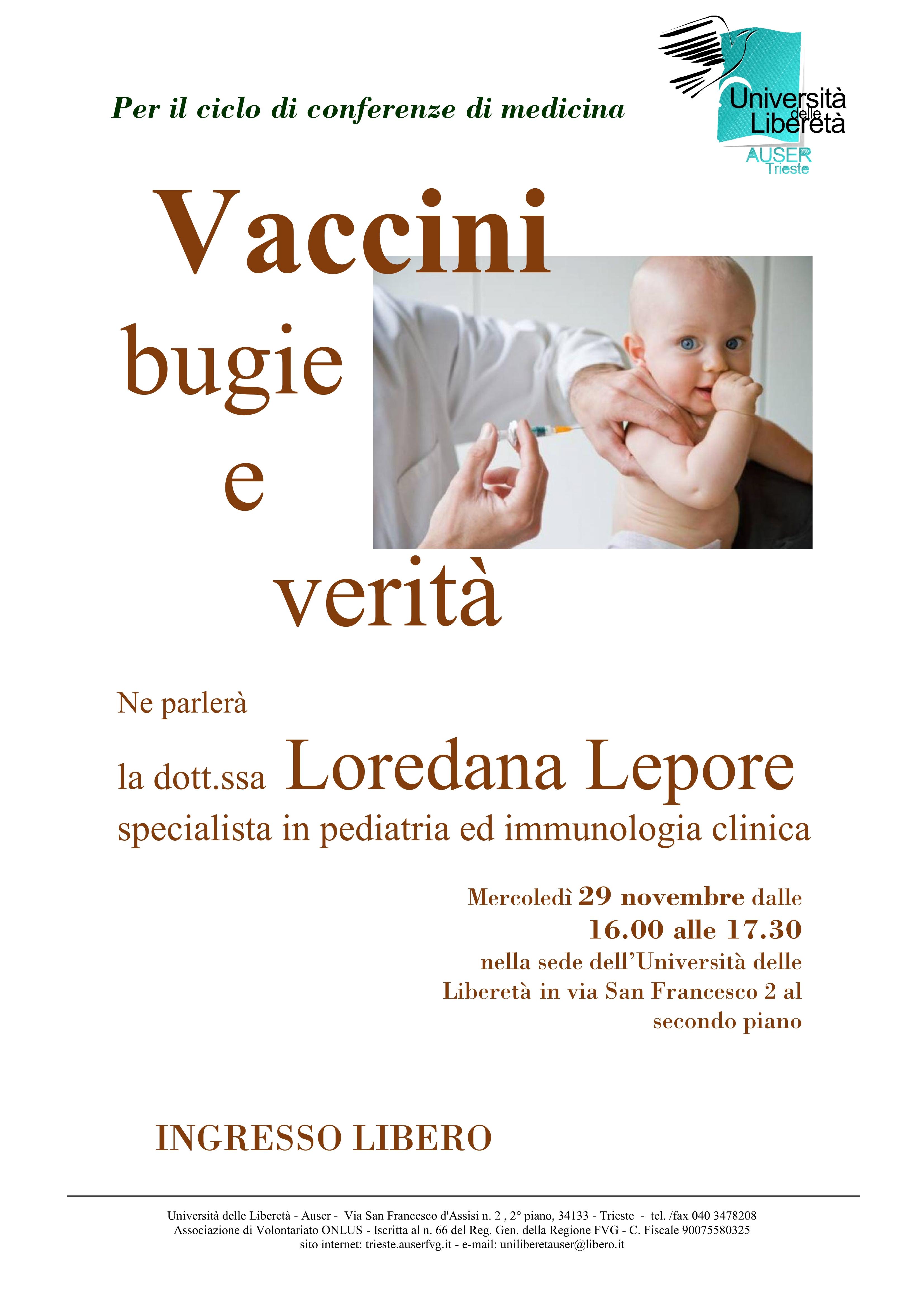 Conferenza Vaccini1