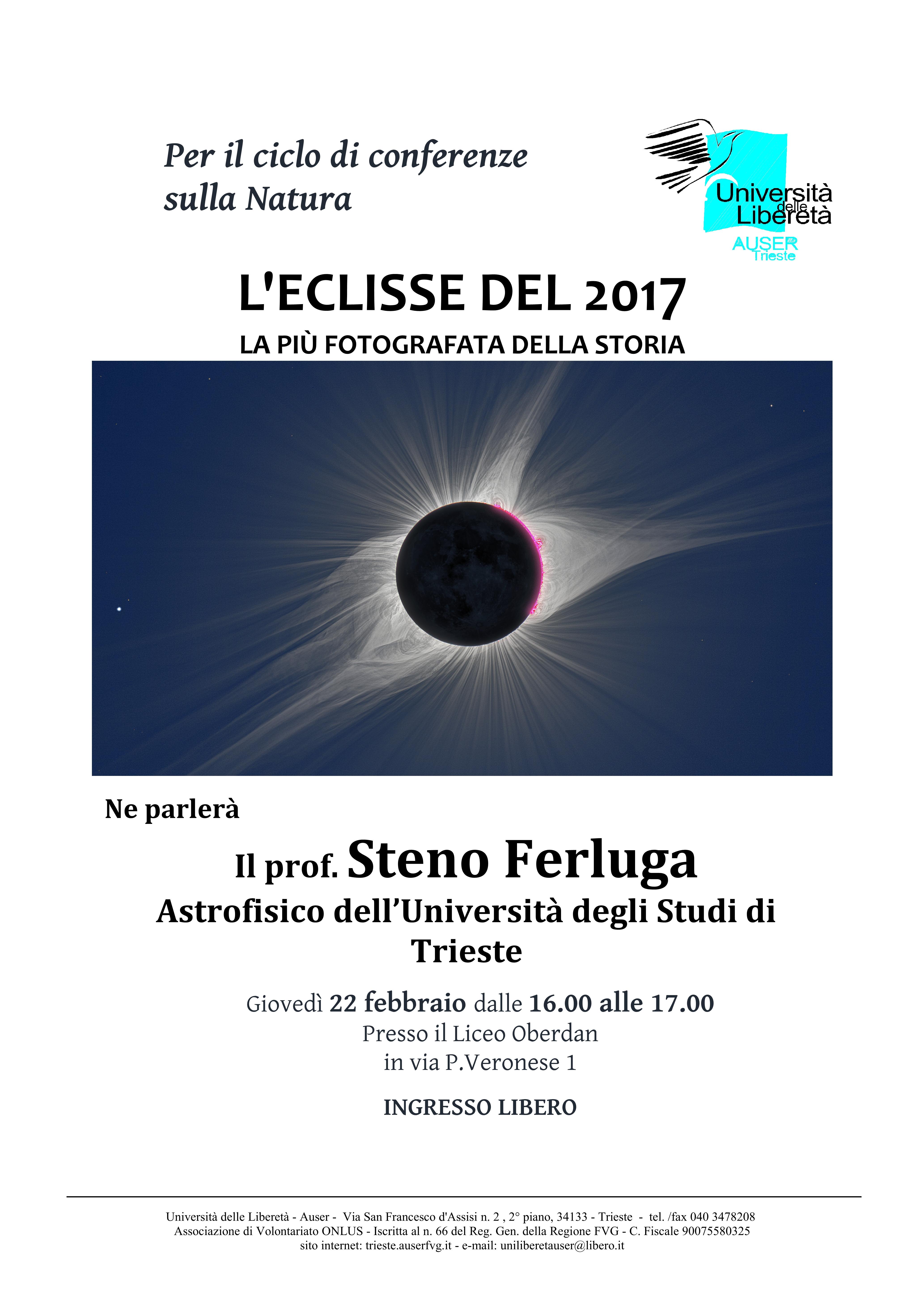 Ferluga eclisse 2017
