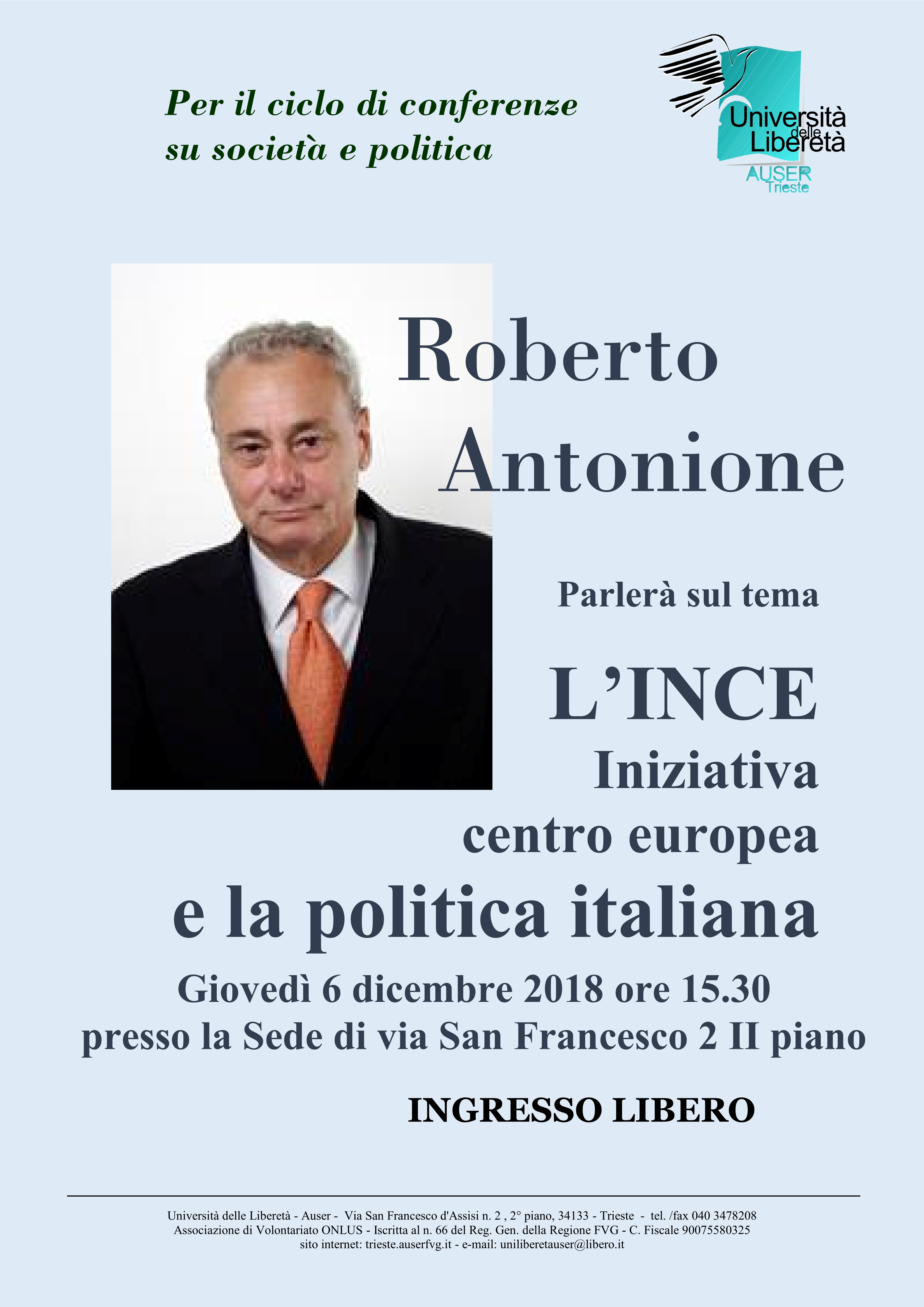 INCE e politica italiana-1