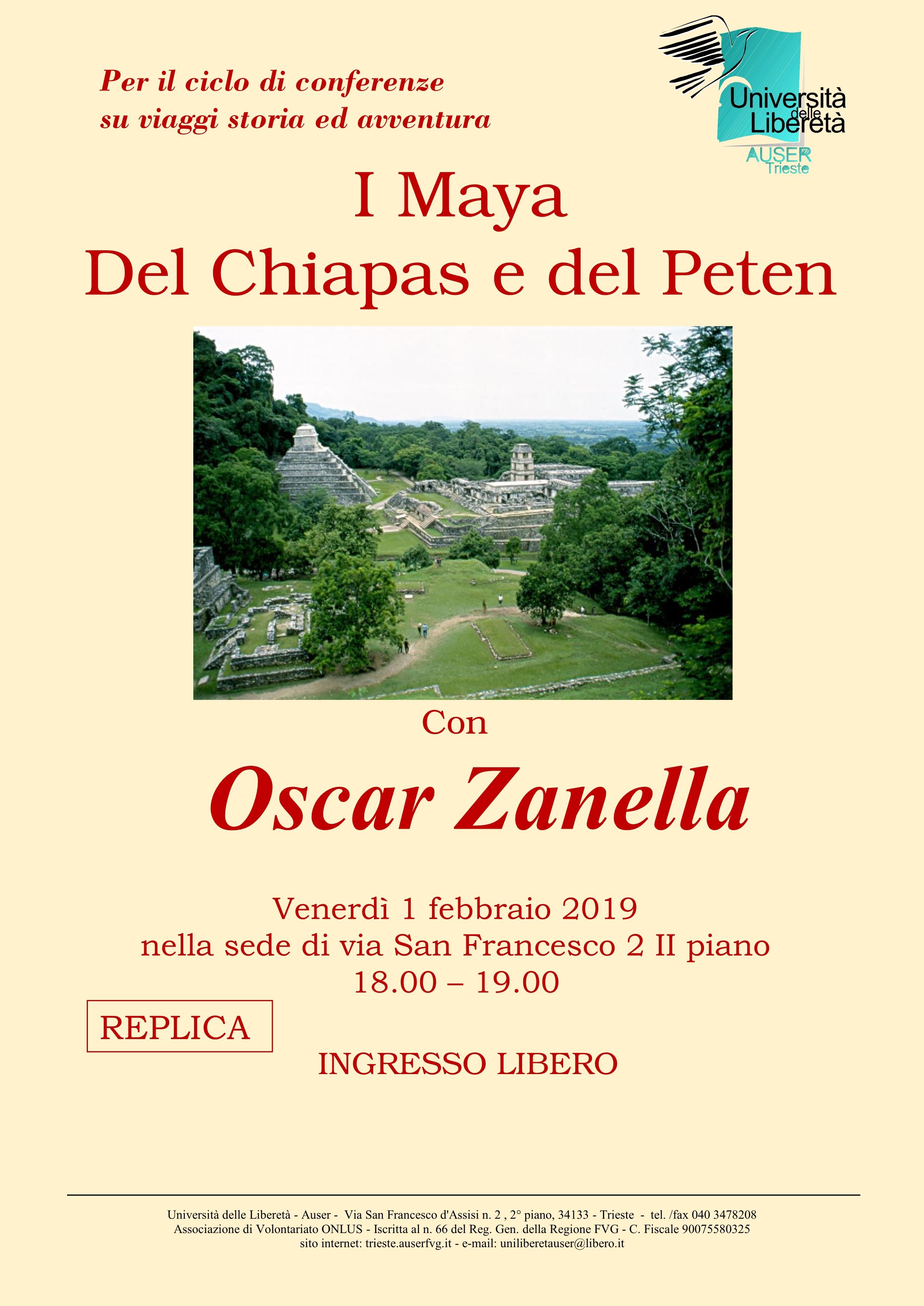 Maya del Chiapas e del Peten replica1
