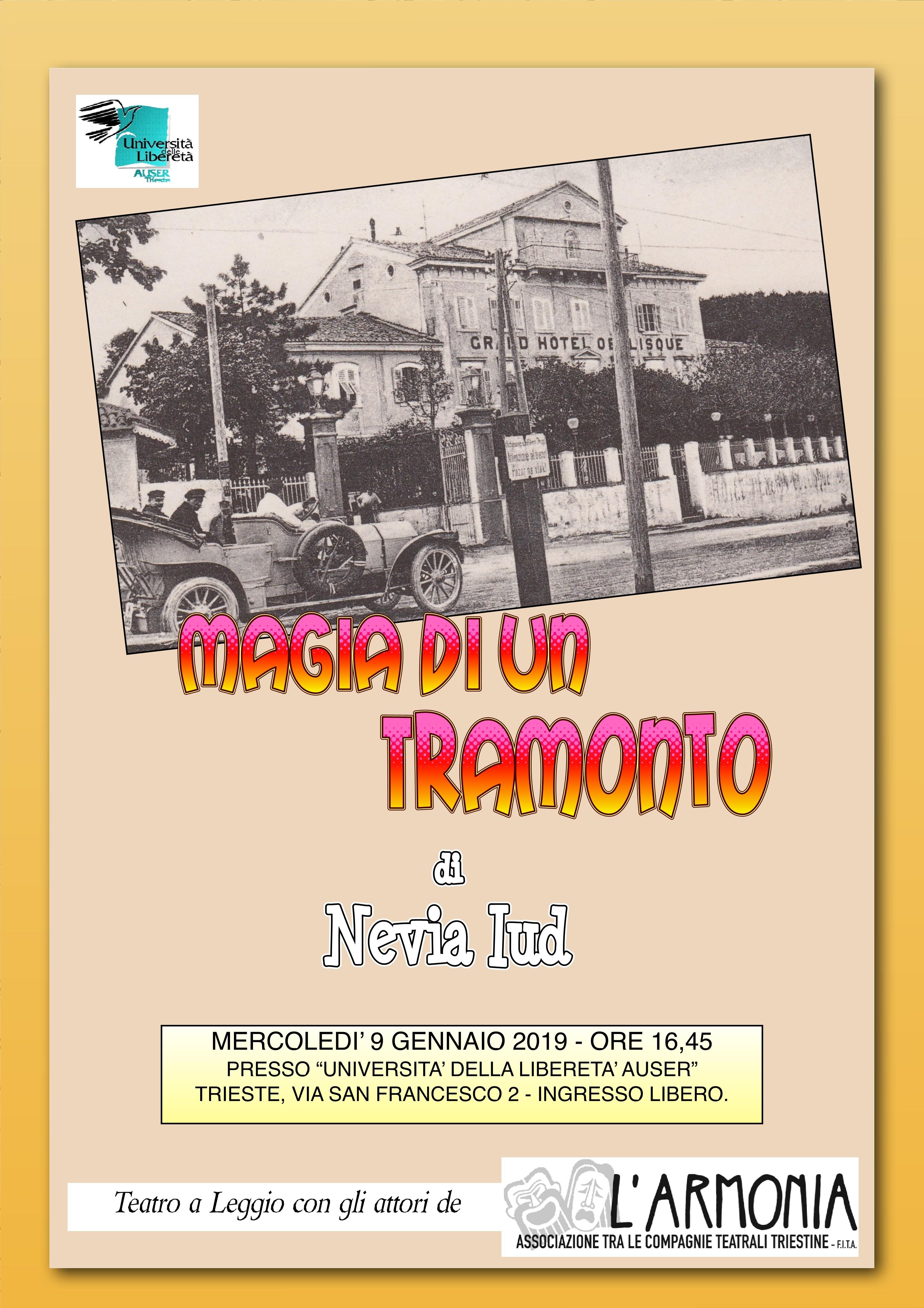 teatro a leggìo 9-01-19