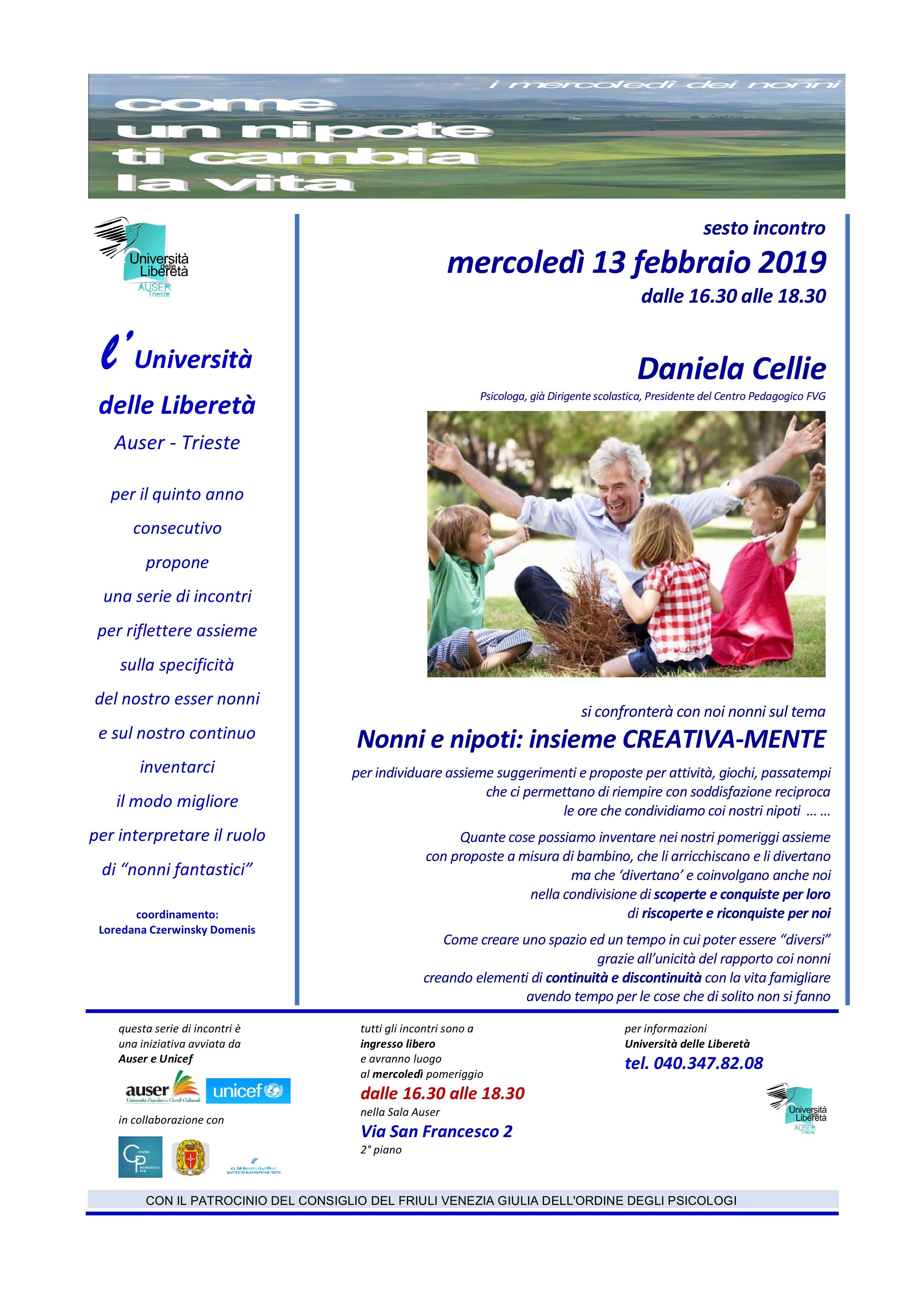 Conferenza Nonni 13-2-20191