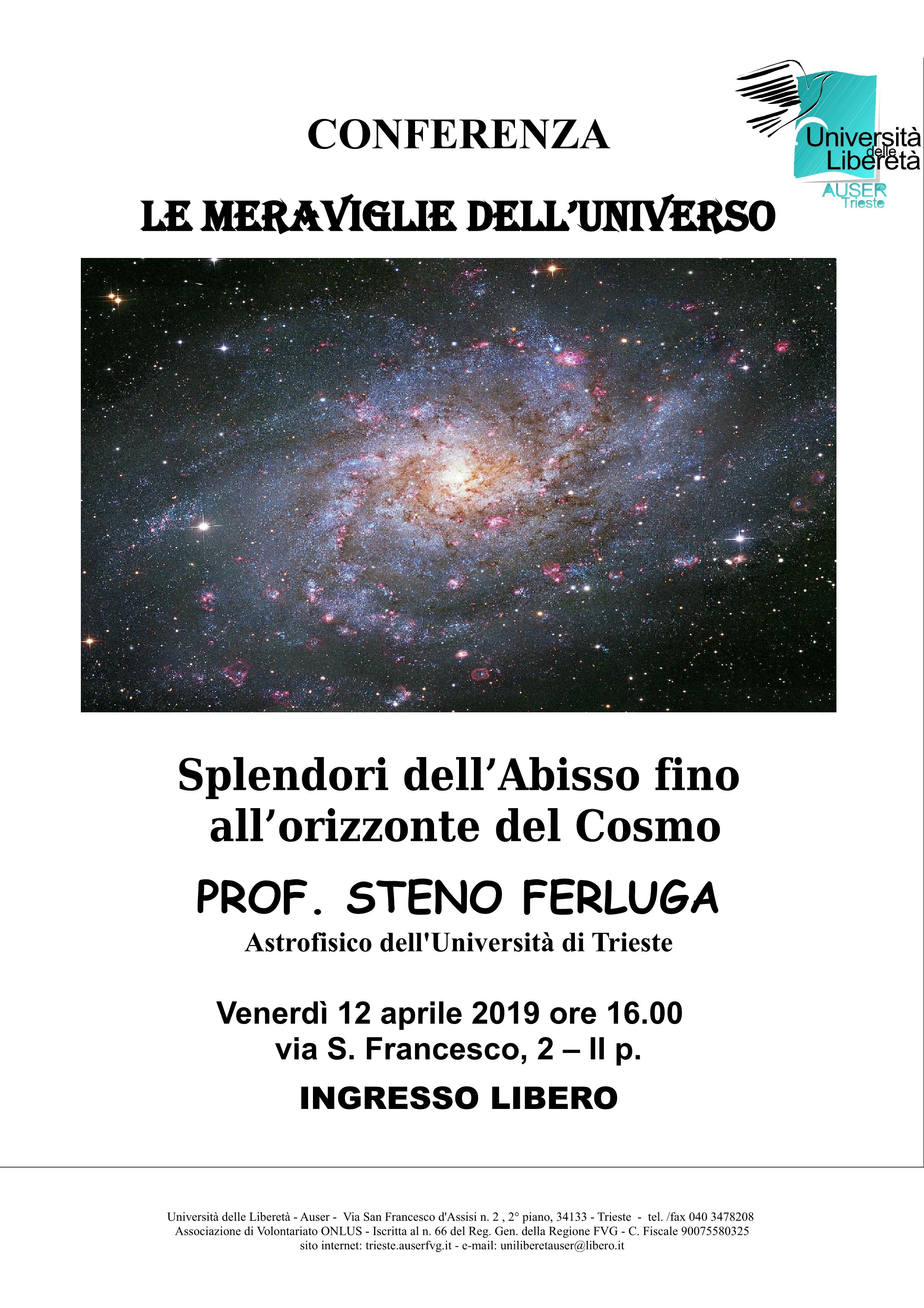 Astronomia meraviglie dell'universo1