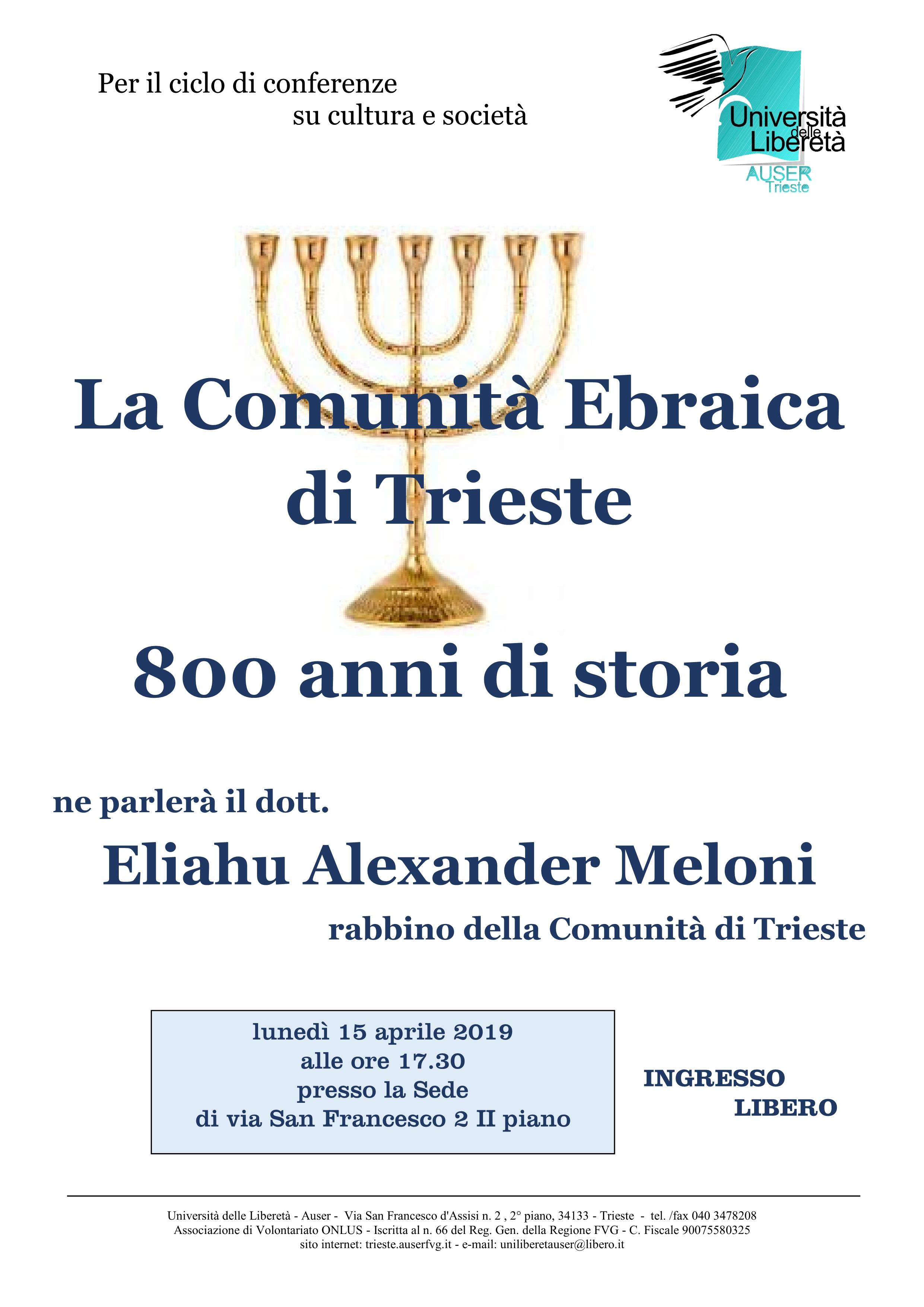 Comunità ebraica1