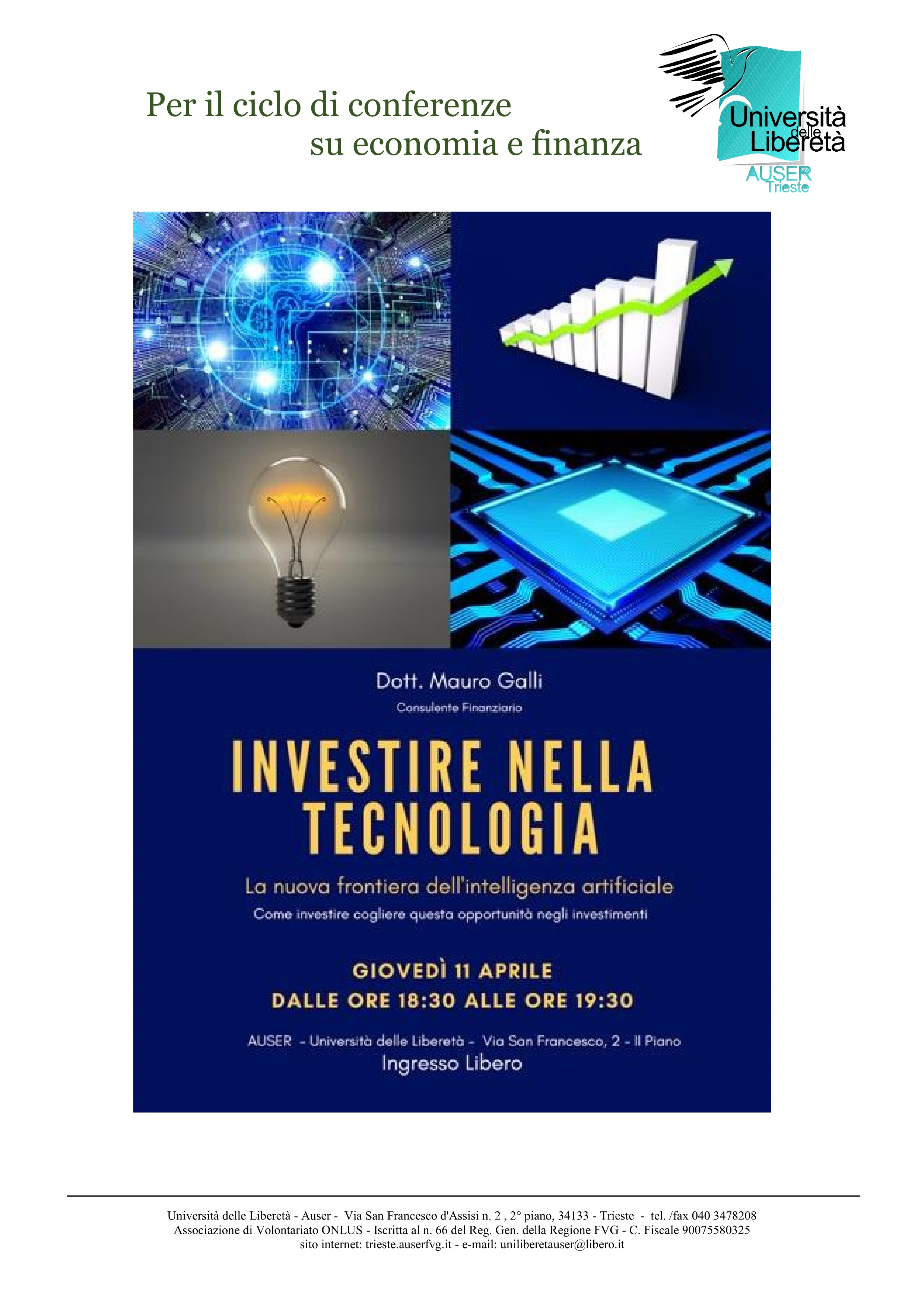 Economia investire nella tecnologia1