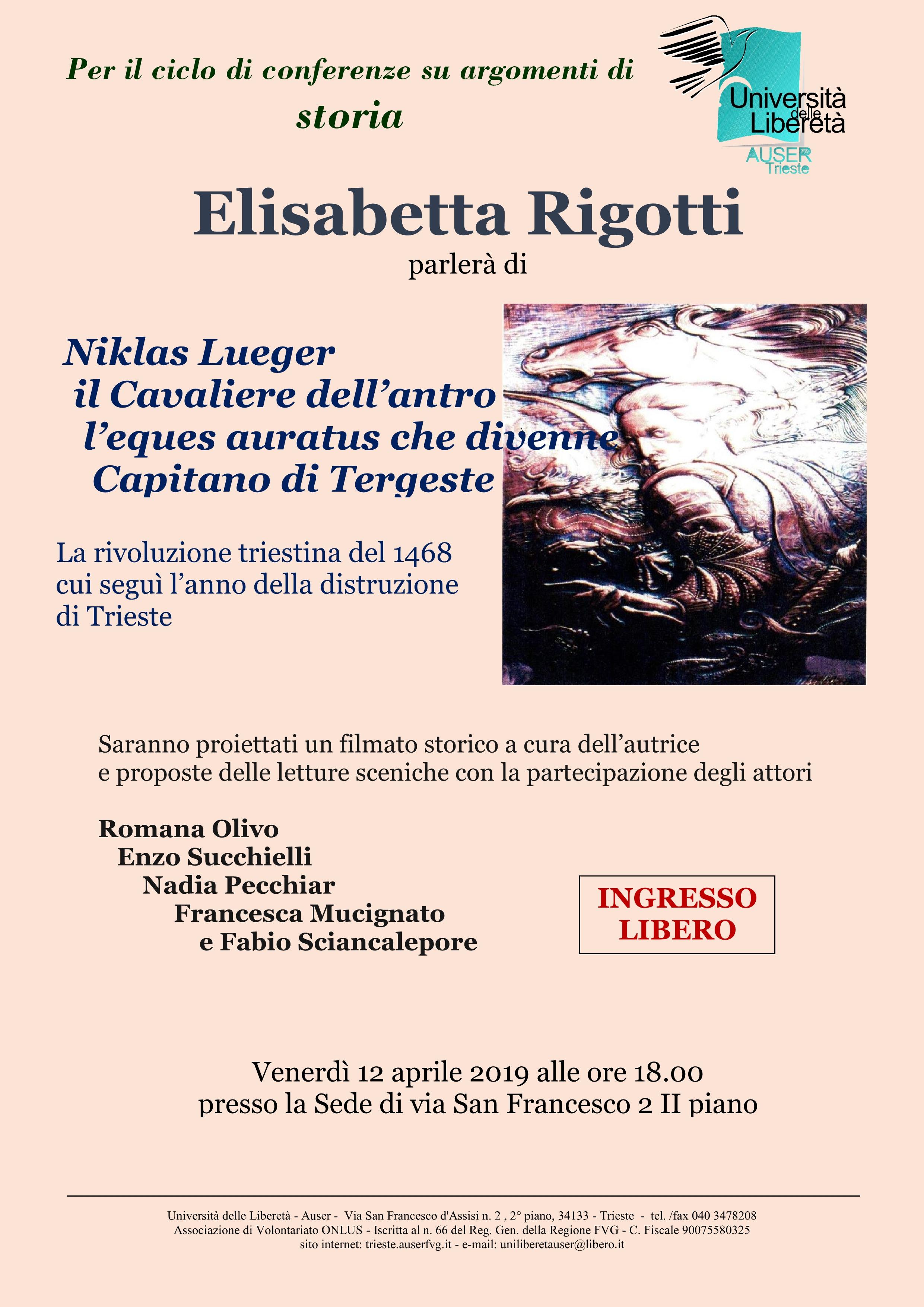 Elisabetta Rigotti1