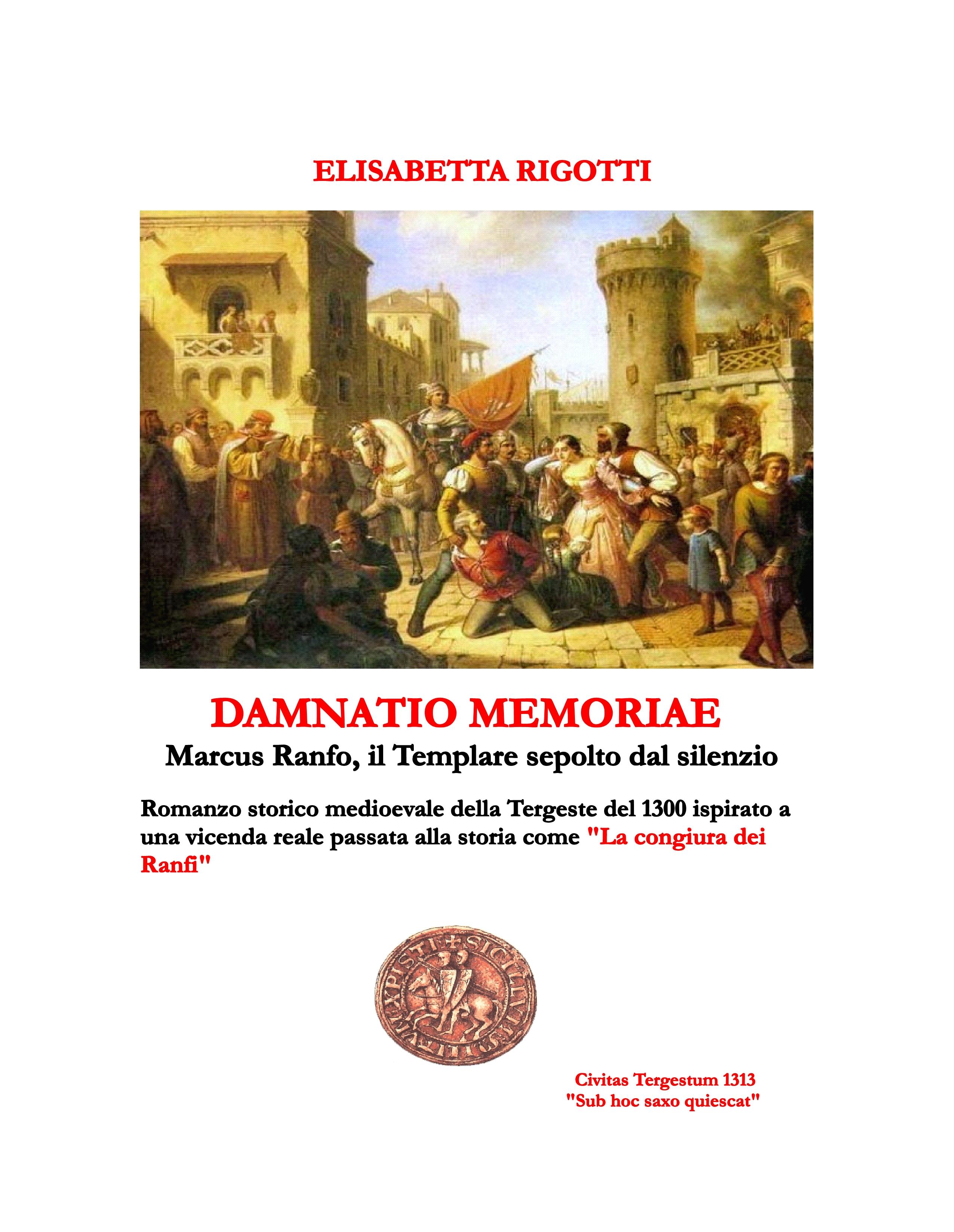 Copertina Damnatio Memoriae1