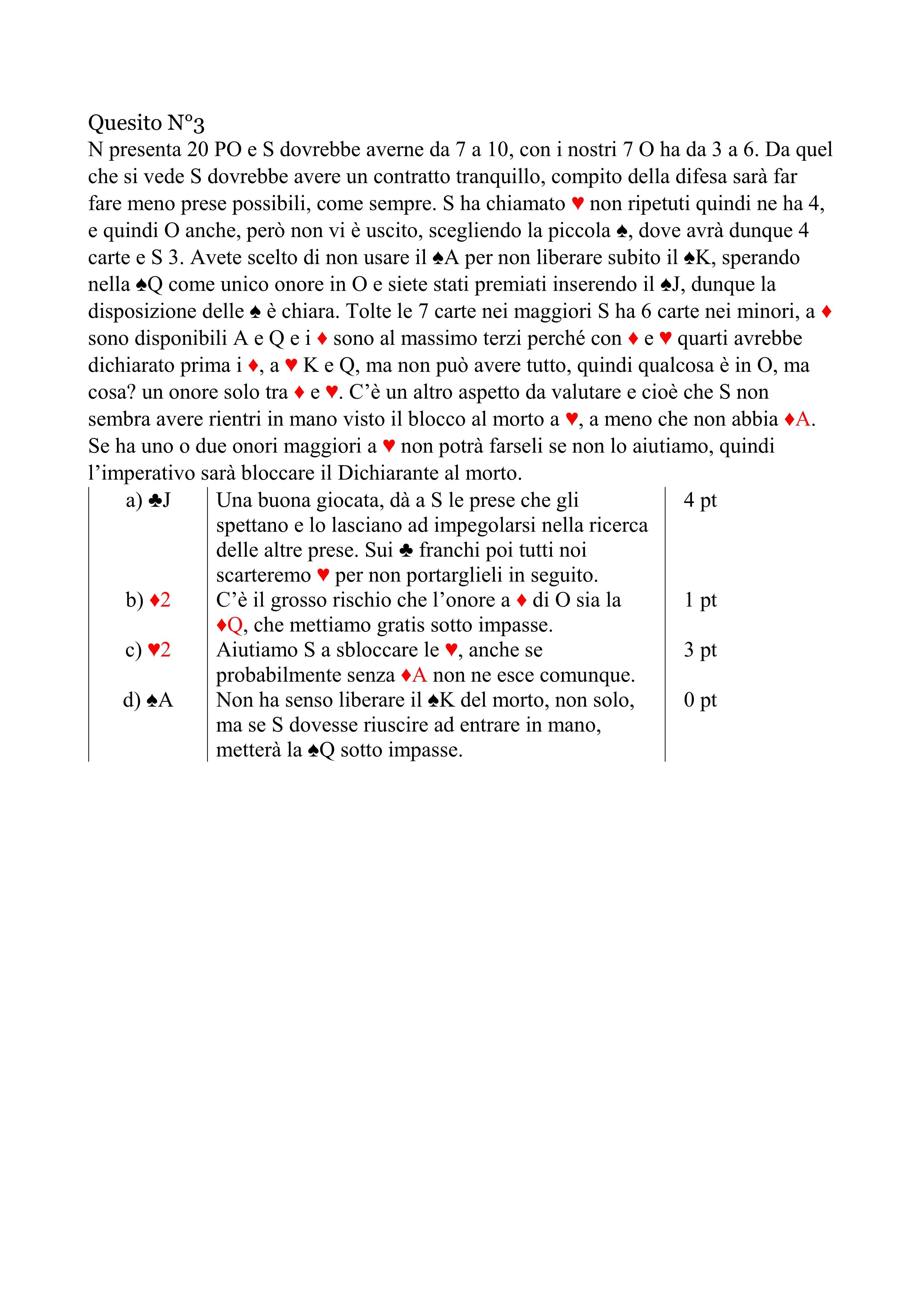 Soluzione n° 3 sesta tappa1