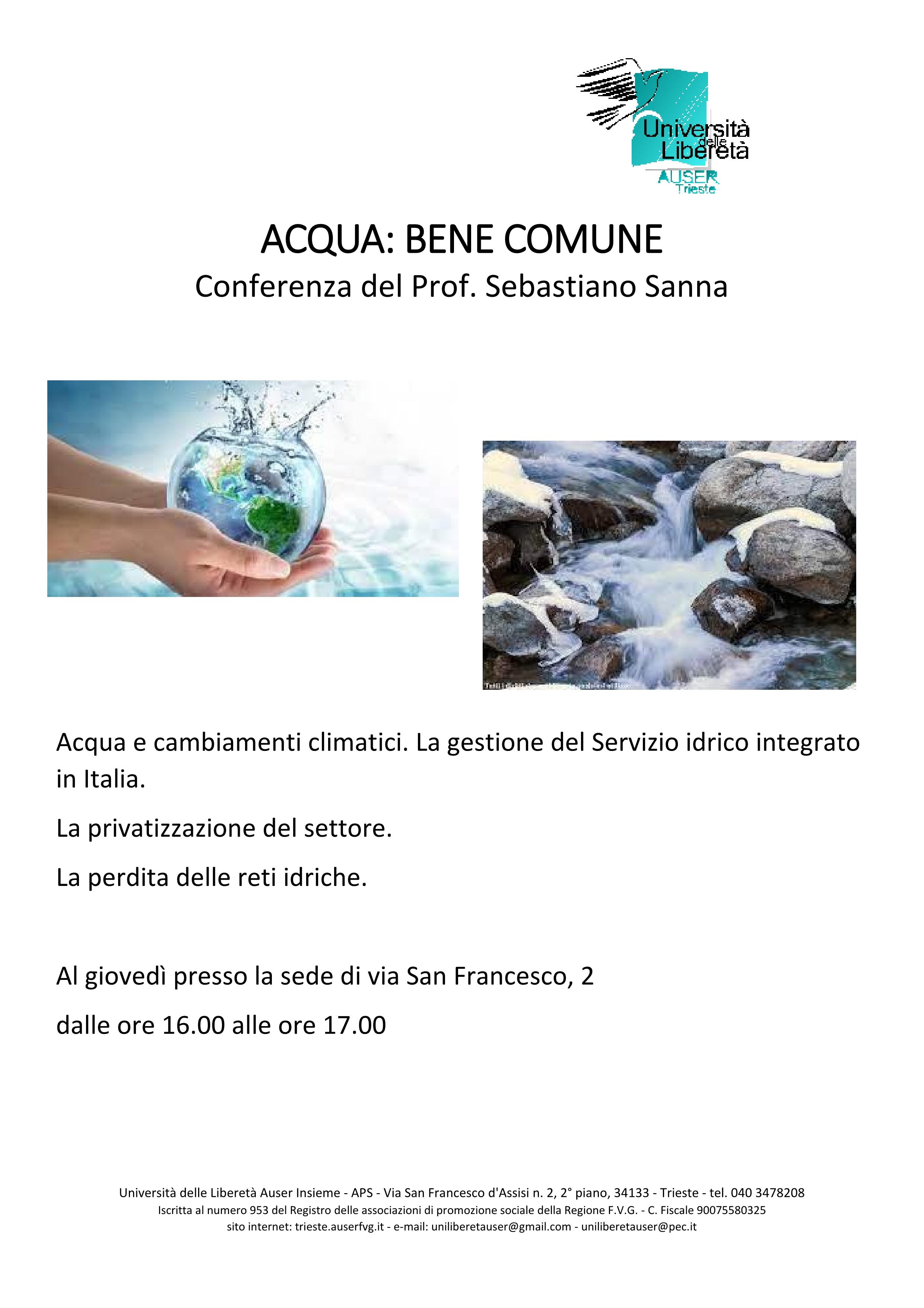 locandina Sanna Acqua1